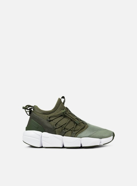 sneakers nike air footscape utility dm medium olive medium olive dark stucco