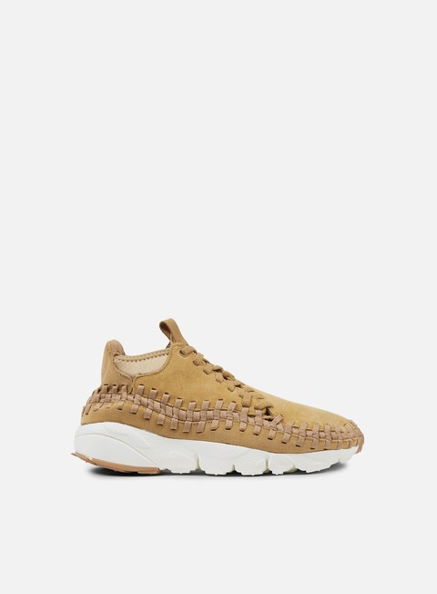 sneakers nike air footscape woven chukka flex flex sail
