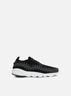 Nike - Air Footscape Woven NM, Black/Black