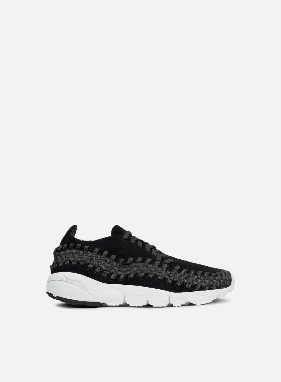 Nike - Air Footscape Woven NM, Black/Black