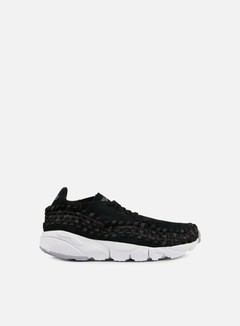 Nike - Air Footscape Woven NM, Black/Dark Grey