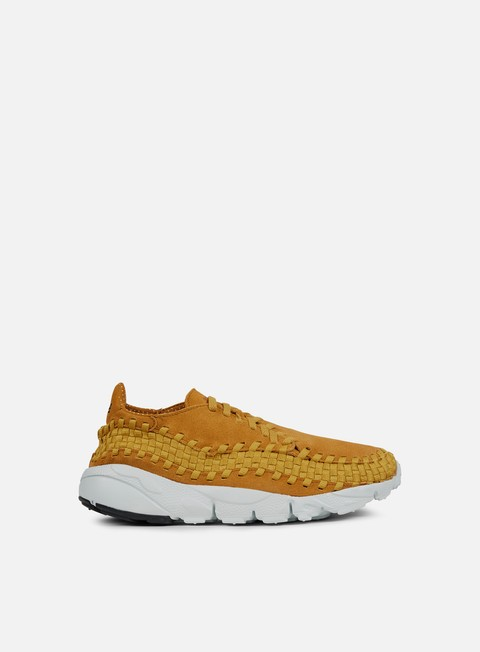 sneakers nike air footscape woven nm desert desert