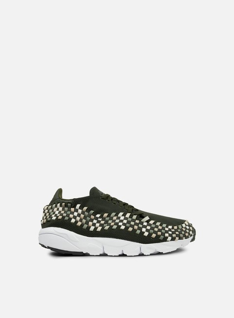sneakers nike air footscape woven nm sequoia light orewood brown sail