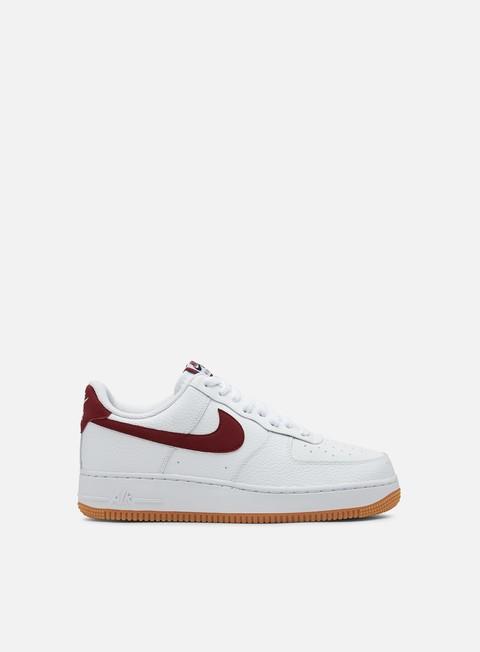 Air Force 1 07 Grigio Nero Uomo | Sneaker basse Nike * GCtrade