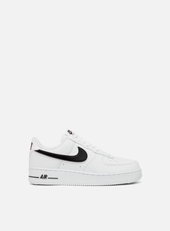 nike air force 1 bianche e rosa