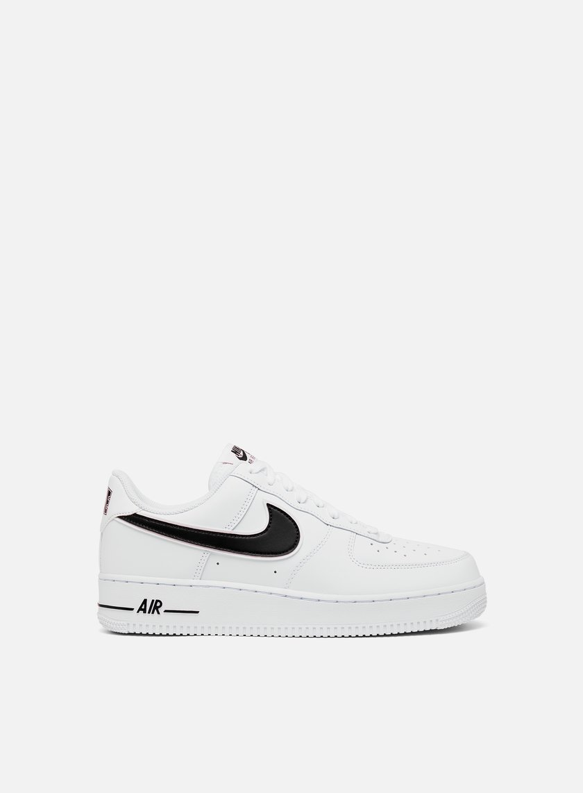 nike air force one nere basse