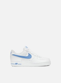 Nike - Air Force 1 07 3, White/University Blue