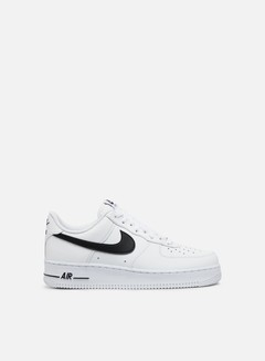 air force 1 donna baffo nero