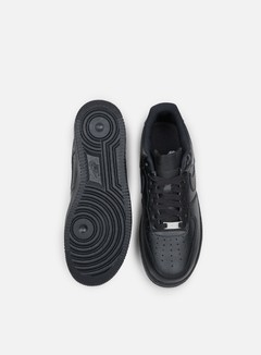 Nike - Air Force 1 07, Black/Black 4