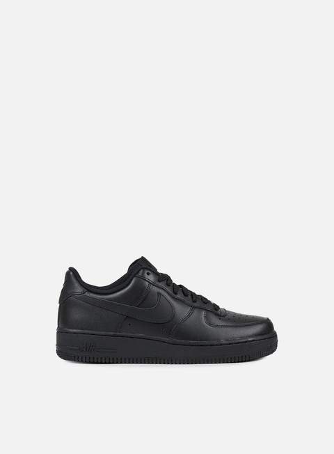 sneakers nike air force 1 07 black black
