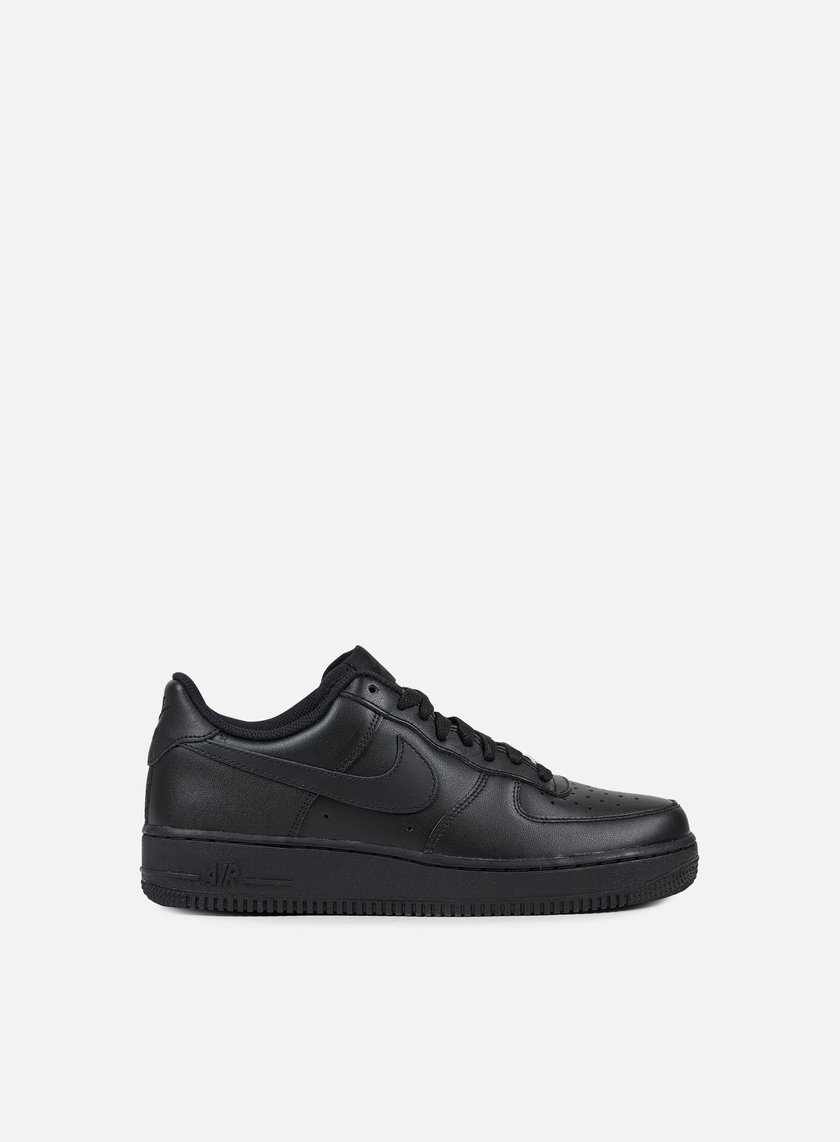 Nike - Air Force 1 07, Black/Black