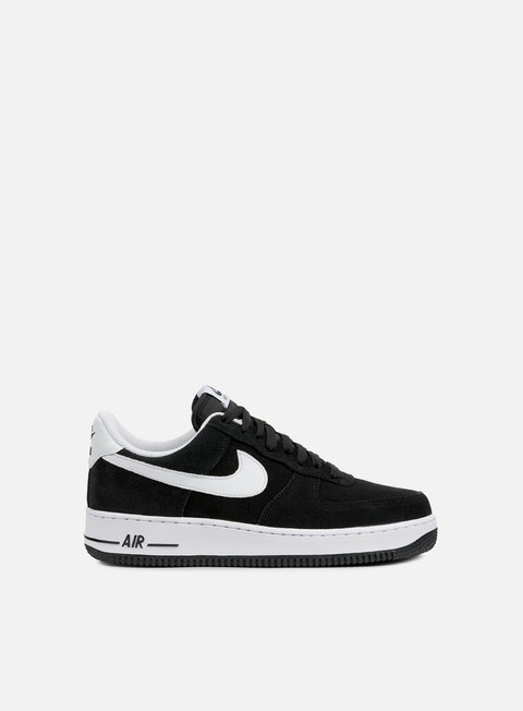 sneakers nike air force 1 07 black white