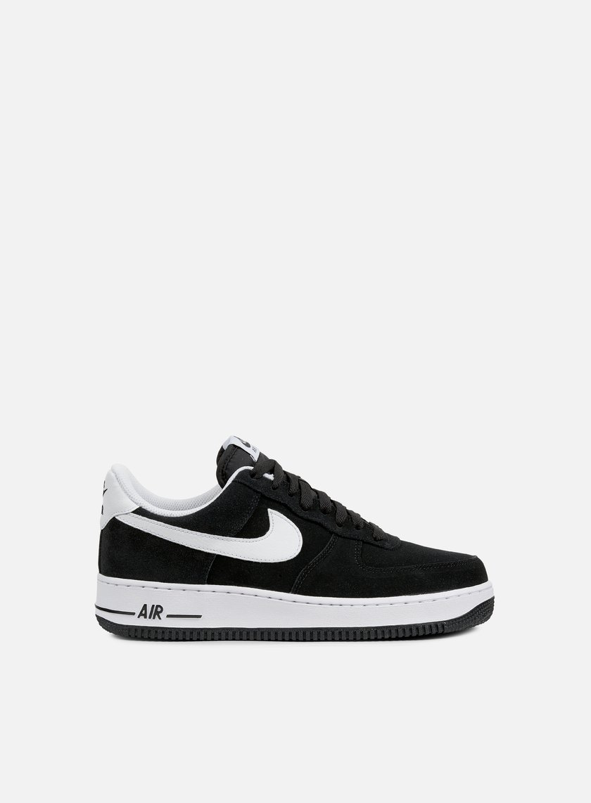 Nike - Air Force 1 07, Black/White