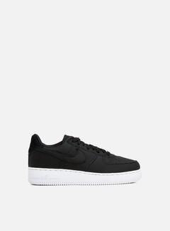 Nike - Air Force 1 07 Craft, Black/Black/White/Vast Grey