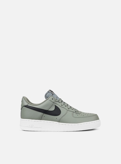 sneakers nike air force 1 07 dark stucco black summit white