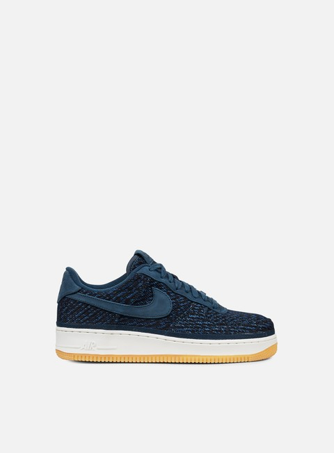 Outlet e Saldi Sneakers Basse Nike Air Force 1 07 Indigo