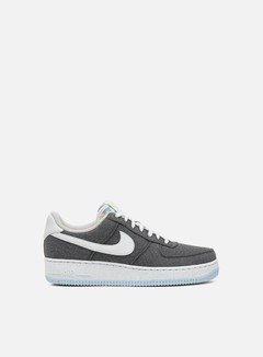 Nike - Air Force 1 07, Iron Grey/White/Barely Volt