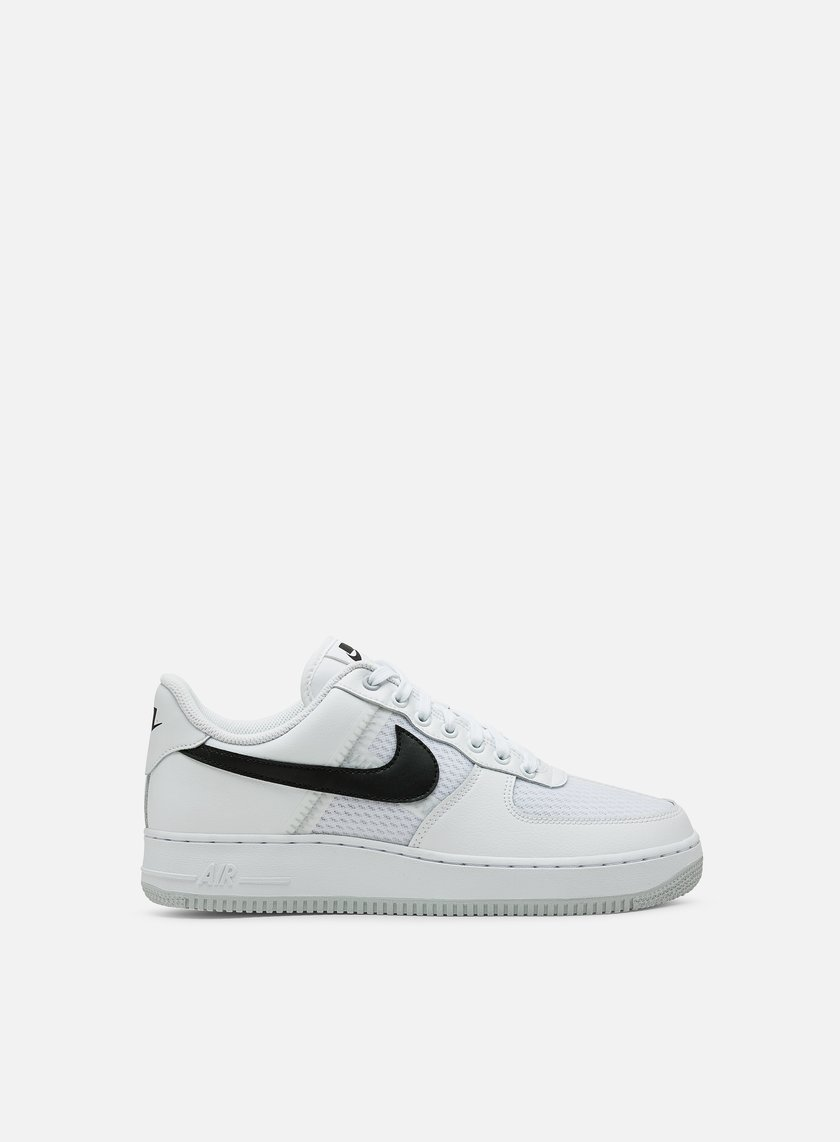 air force 1 bianche e nere basse