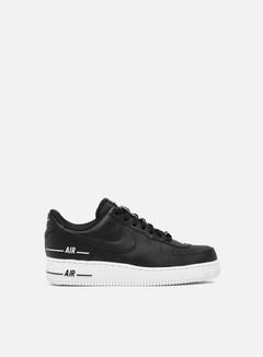 Nike - Air Force 1 07 LV8 3, Black/Black/White