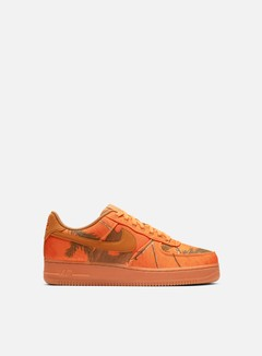 Nike - Air Force 1 07 LV8 3, Orange Blaze/Wheat