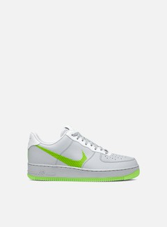 Nike - Air Force 1 07 LV8 3, Wolf Grey/Ghost Green/Photon Dust/Black