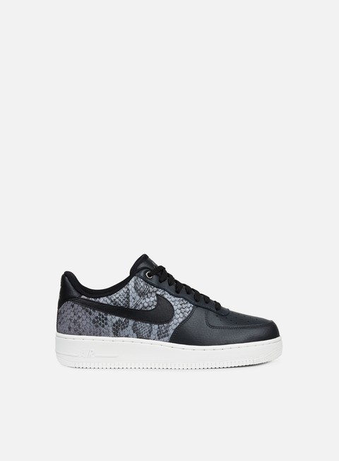 sneakers nike air force 1 07 lv8 anthracite black summit white