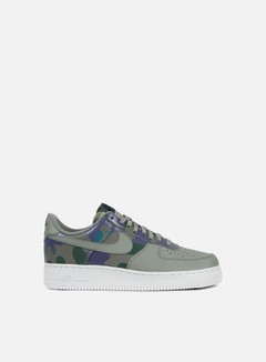 Nike - Air Force 1 07 LV8, Dark Stucco/Dark Stucco/Dark Raisin