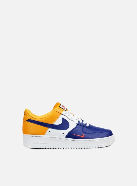 sneakers nike air force 1 07 lv8 deep royal blue deep royal blue