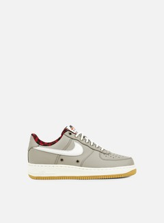 Nike - Air Force 1 07 LV8, Light Taupe/Sail/Tour Yellow