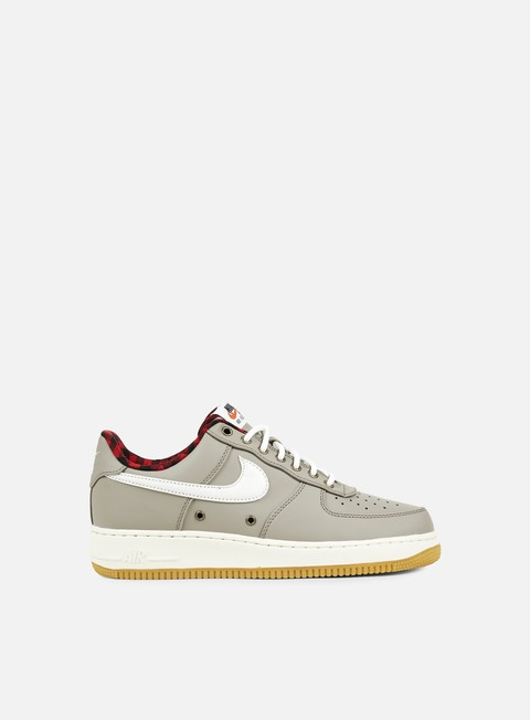 sneakers nike air force 1 07 lv8 light taupe sail tour yellow