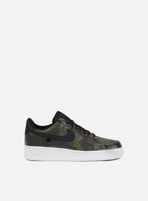 sneakers nike air force 1 07 lv8 medium olive black baroque brown