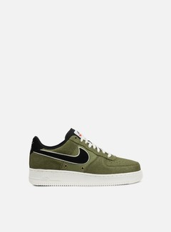 Nike - Air Force 1 07 LV8, Palm Green/Black/Sail 1