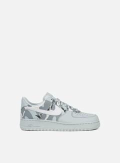 Nike - Air Force 1 07 LV8, Pure Platinum/Pure Platinum/White