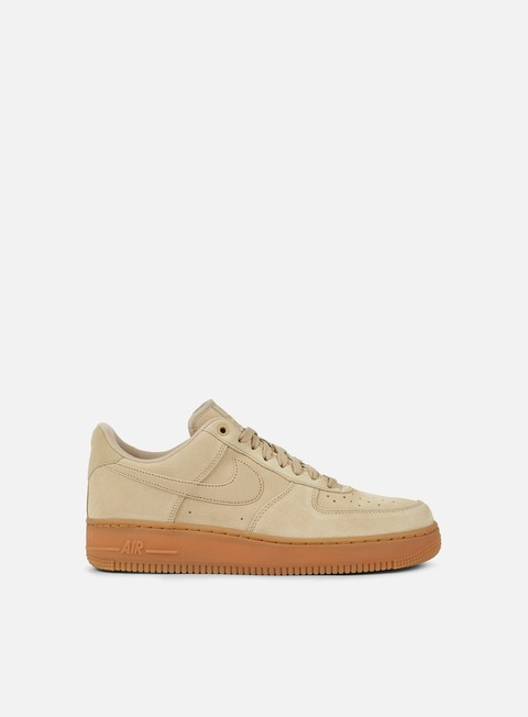 sneakers nike air force 1 07 lv8 suede mushroom mushroom gum medium brown