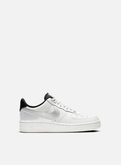 Nike - Air Force 1 07 LV8, Summit White/Summit White/Black