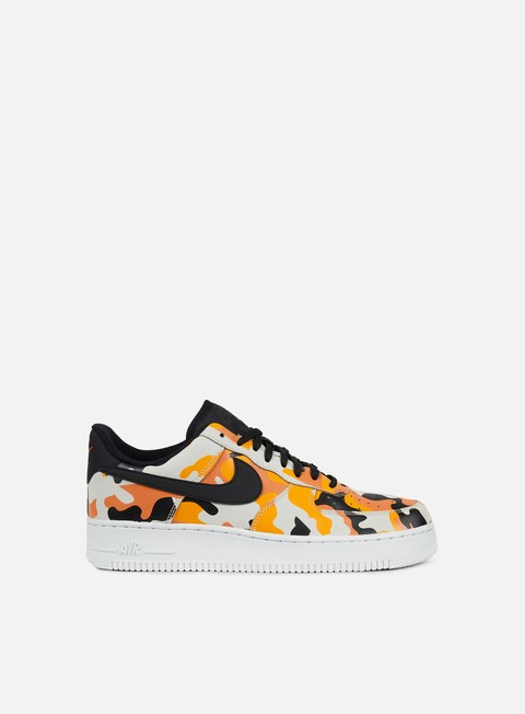 sneakers nike air force 1 07 lv8 team orange black circuit orange