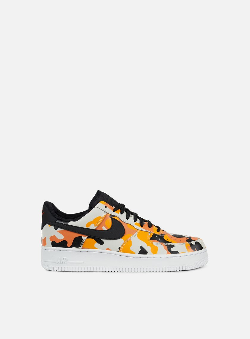 Nike AIR FORCE 1 '07 LV8  TEAM ORANGE/BLACK-CIRCUIT ORANGE 823511-800