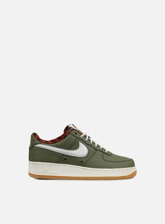 Nike - Air Force 1 07 LV8, Urban Haze/Sail/Team Orange