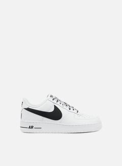 Nike - Air Force 1 07 LV8, White/Black