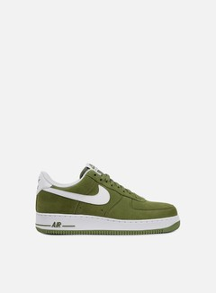 Nike - Air Force 1 07, Palm Green/White