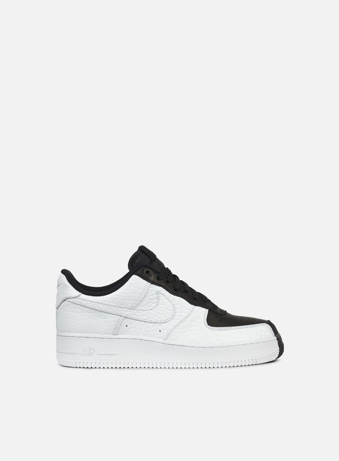 sneakers nike air force 1 07 premium black white black