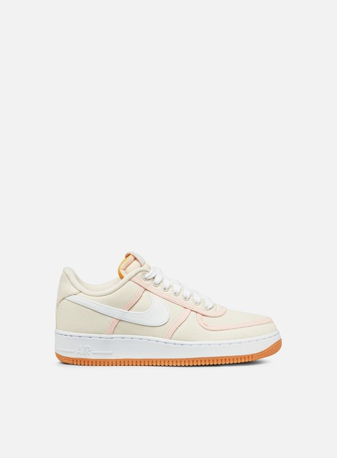 nike air force 1 07 bianche e rosse