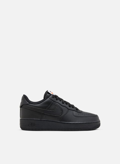 sneakers nike air force 1 07 qs black black black
