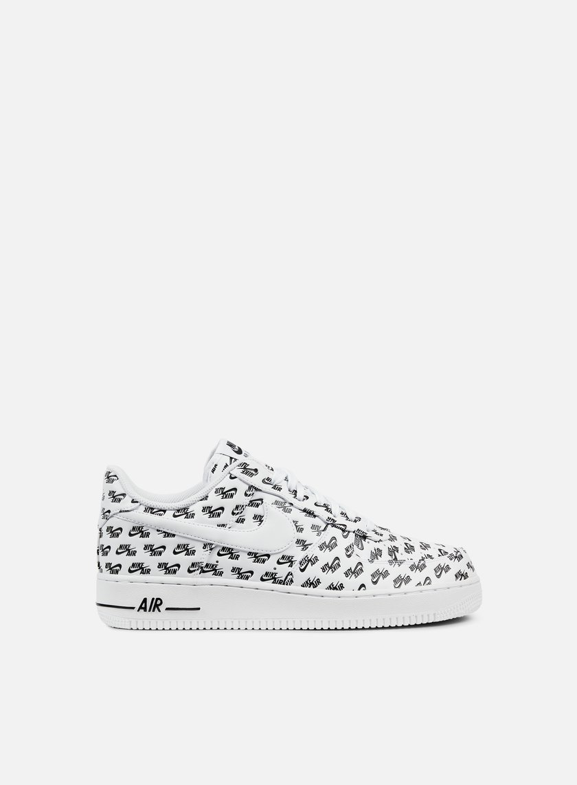 ... Nike - Air Force 1 07 QS, White/White/Black 1 ...