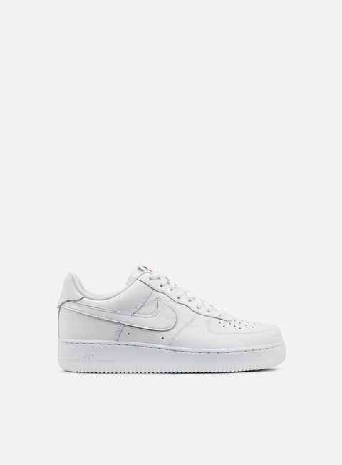sneakers nike air force 1 07 qs white white white