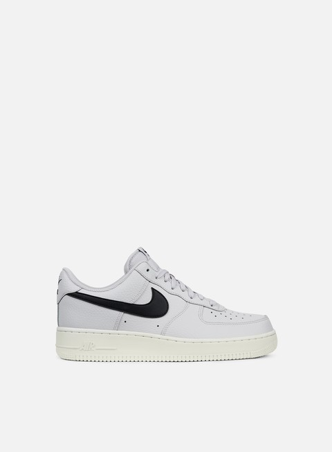 sneakers nike air force 1 07 vast grey black summit white