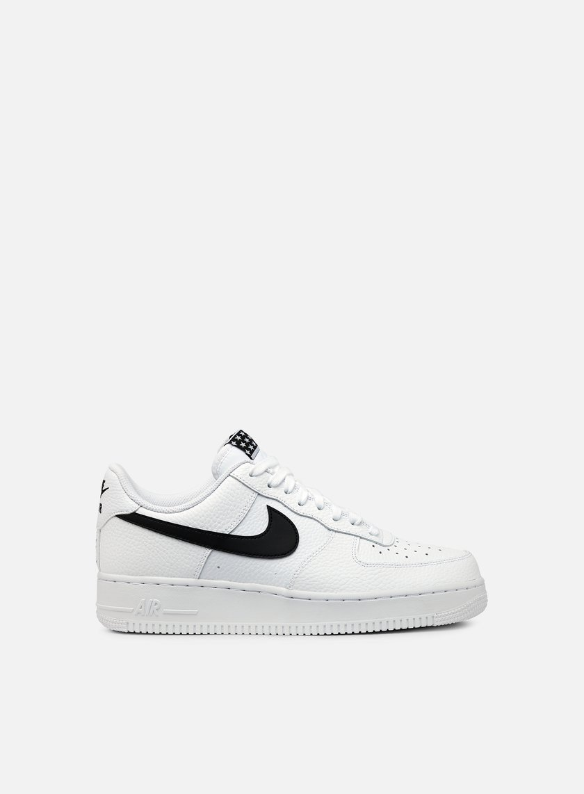 ... Nike - Air Force 1 07, White/Black 1 ...