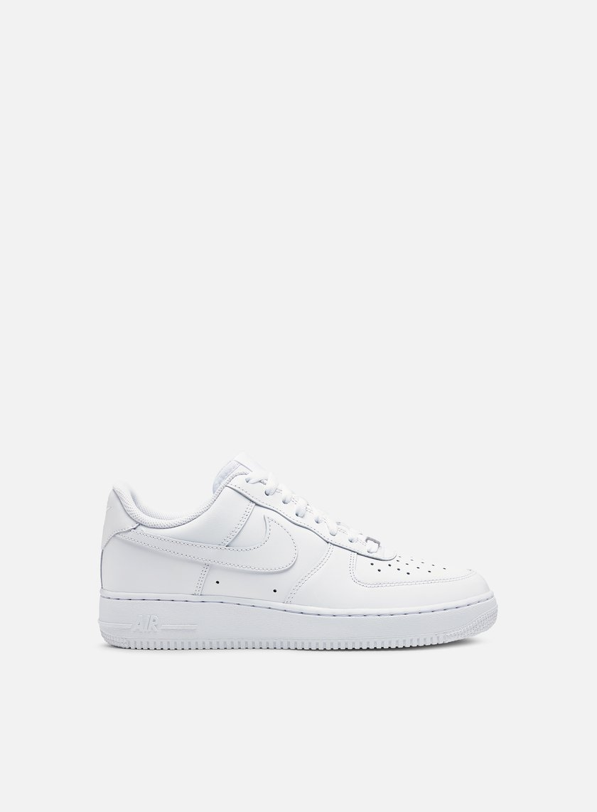 Nike - Air Force 1 07, White/White