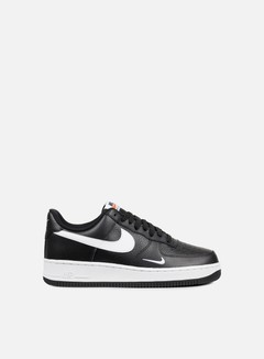Nike - Air Force 1, Black/White/White