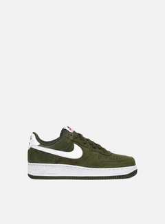 Nike - Air Force 1, Cargo Khaki/White/Cargo Khaki